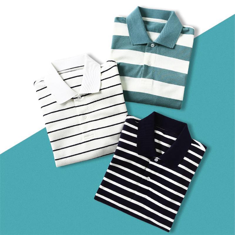 Cat Workshop Summer Polo Shirt Trend BF Small Fresh T-shirt Paul Short Sleeve Polo T-shirt Man